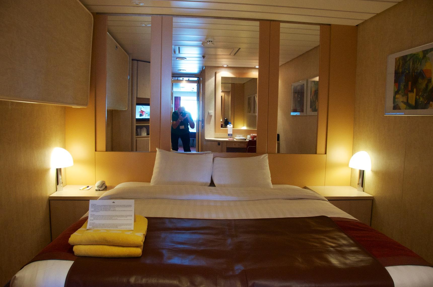 Cabina interna for Affitti cabina sole valle